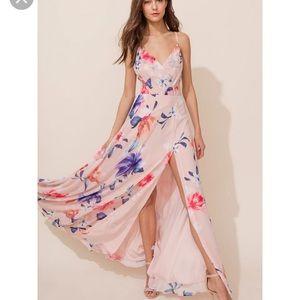 "Yumi Kim maxi Dress ""Yours Truly"""